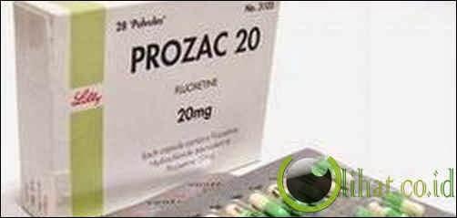 Fluoxetine atau Prozac