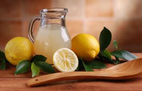 lemon dapat menghilangkan kuku kuning