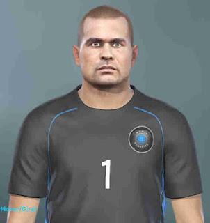 PES 2019 Faces Jose Luis Chilavert by MinchoSheen