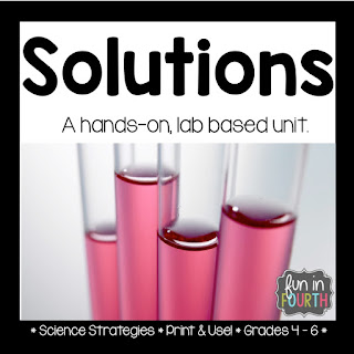 A hands-on, lab based unit for grade 5.