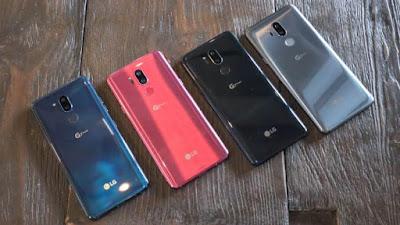 Unik! LG G7 ThinQ Bisa Pakai Poni, Bisa Enggak