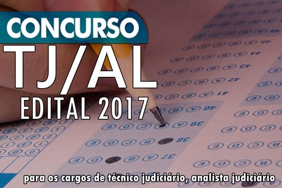 Apostila concurso TJ Alagoas: cargos técnico e analista judiciário