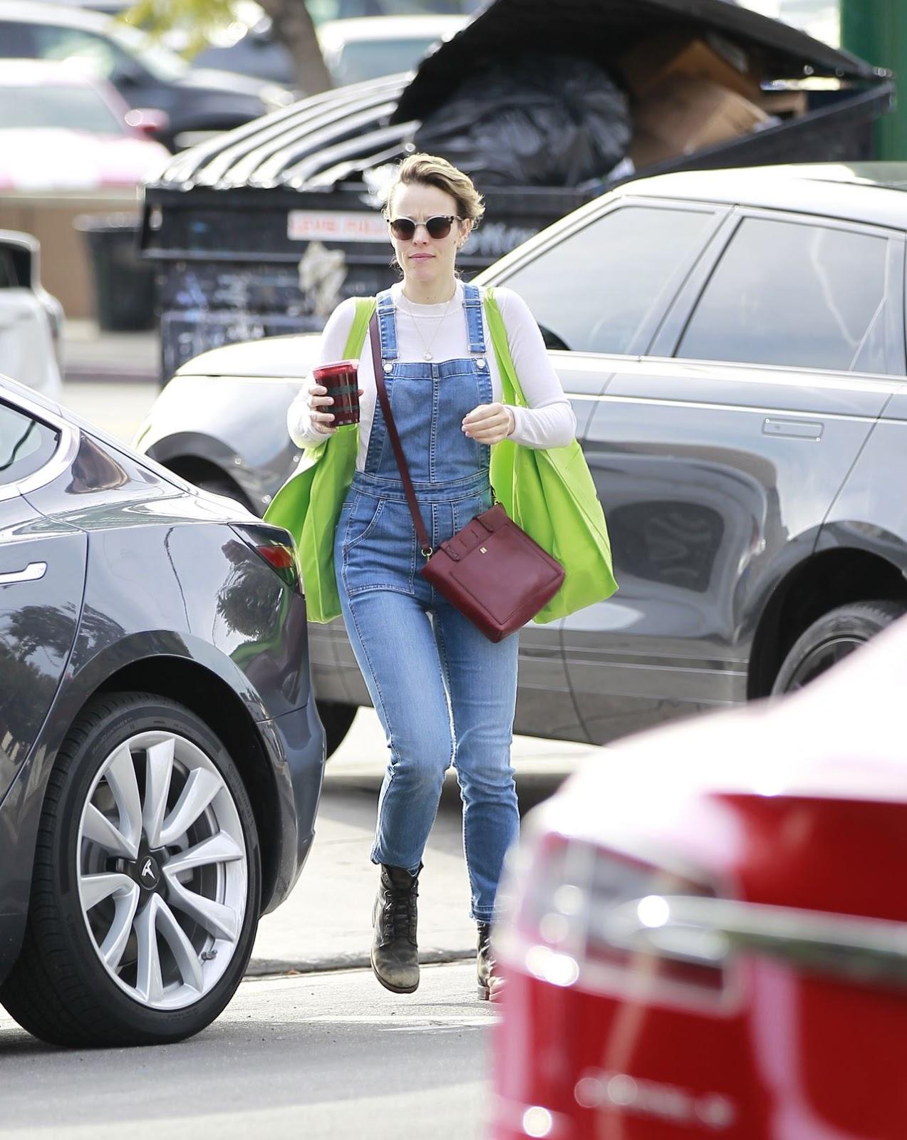 Rachel McAdams – Shopping in LA 01/10/2019