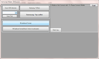 SAMSUNG MI HELPER Tool 2020 | Free Download