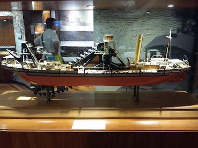 miniatura museu canal do panama