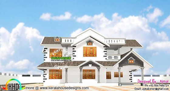 4 bhk house in 278 square meter
