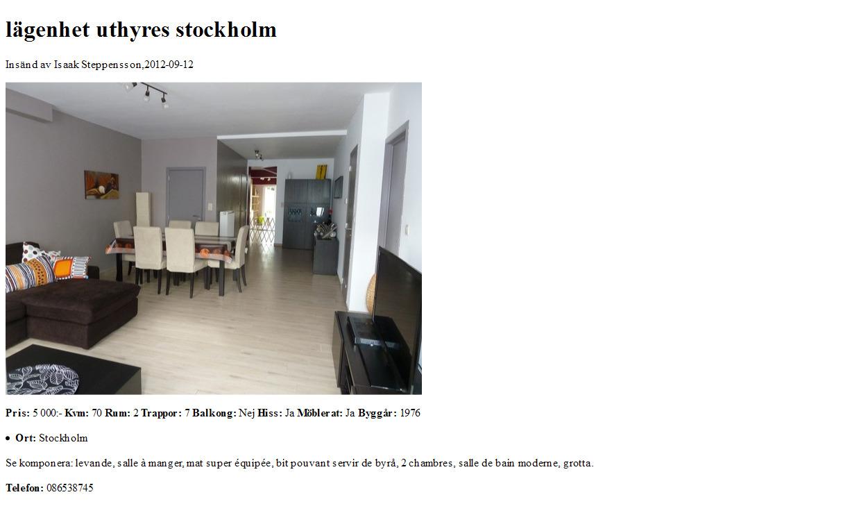 wohnungsbetrug blogspot com lägenhet uthyres stockholm Insänd av Isaak Steppensson fraud