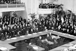 28 Juni 1919 Perjanjian Versailles Ditandatangani