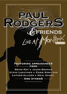 Paul Rodgers & Friends – Live At Montreux 1994