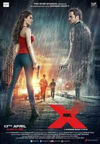 MR X 2015 Hindi Movie 300mb DVDRip