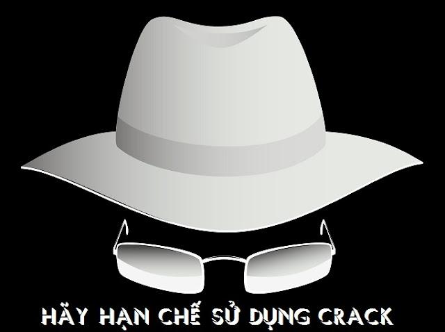 Hạn Chế Sử Dụng Các Phần Mềm Hack Crack Ở Việt Nam