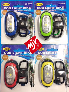 Lampu Sepeda COB Led Light