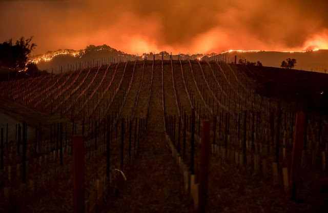 Inferno Tears Across California (And Other News)