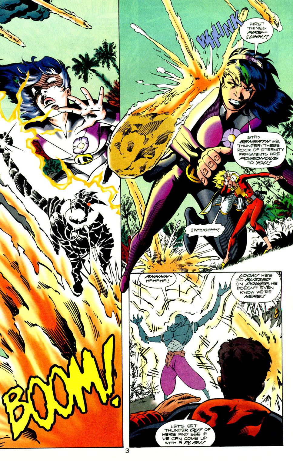 Legion of Super-Heroes (1989) 118 Page 4