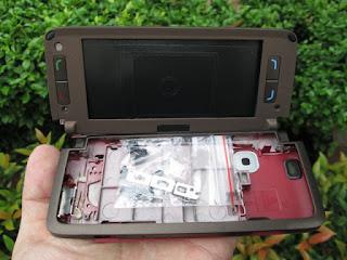 Casing Nokia E90 Communicator Jadul Fullset Barang Langka