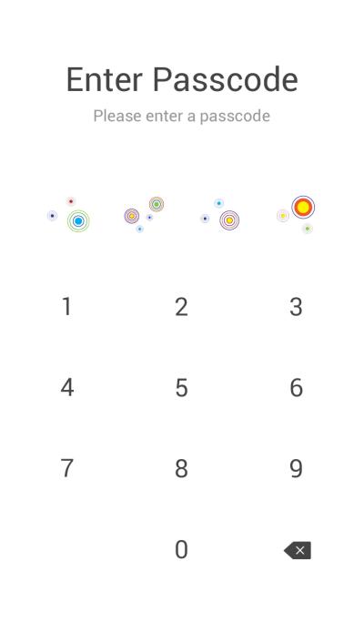 Circle theme v.2