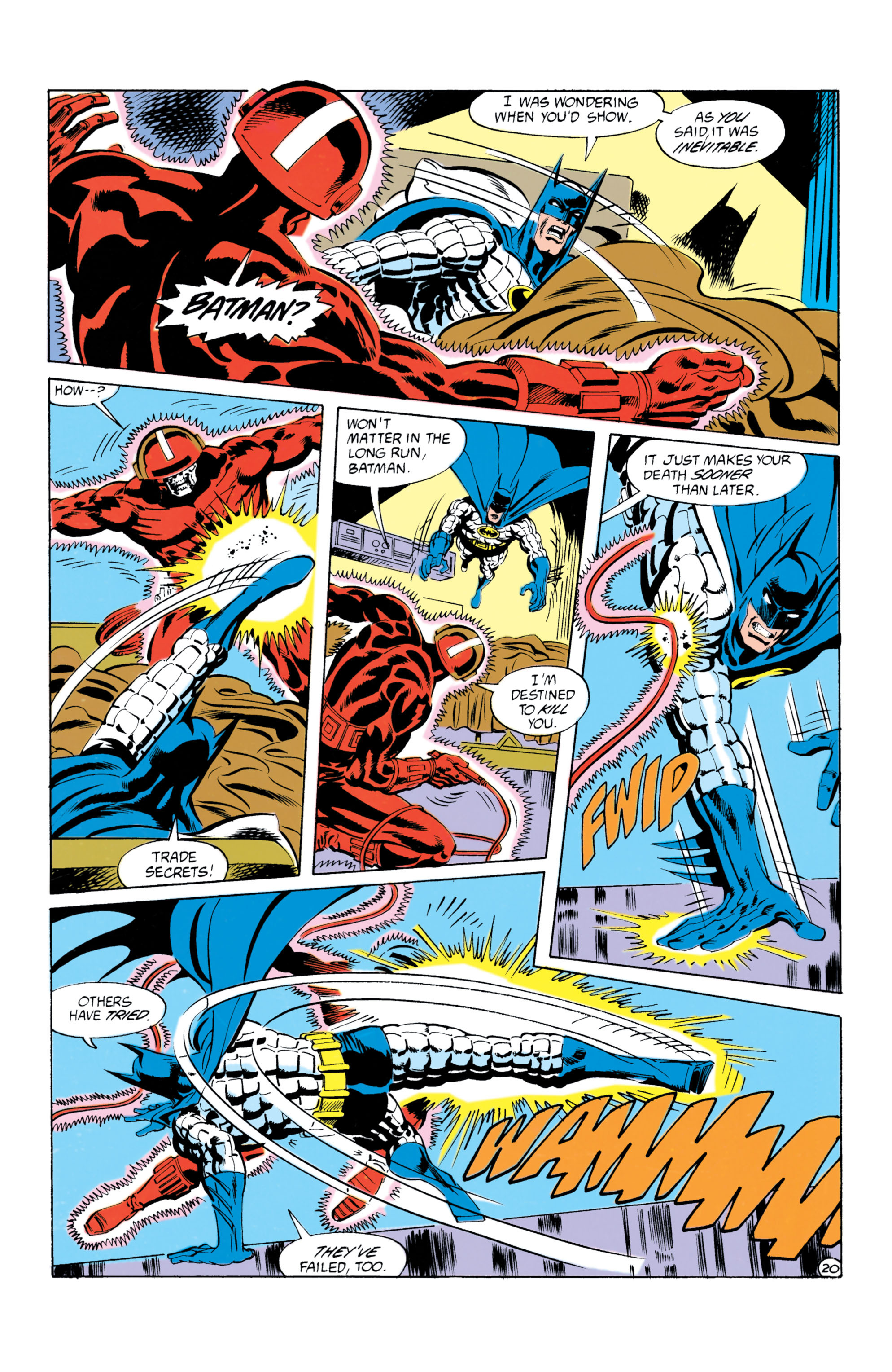 Detective Comics (1937) 626 Page 20