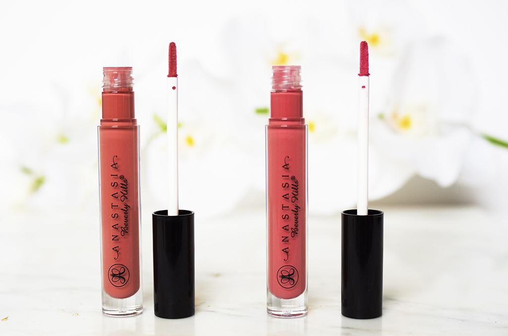 Elizabeth l Beauty review Anastasia Beverly Hills liquid lipsticks lip primer lip gloss l Beaute l THEDEETSONE l http://thedeetsone.blogspot.fr