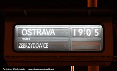 Pragotron, stacja Oświęcim