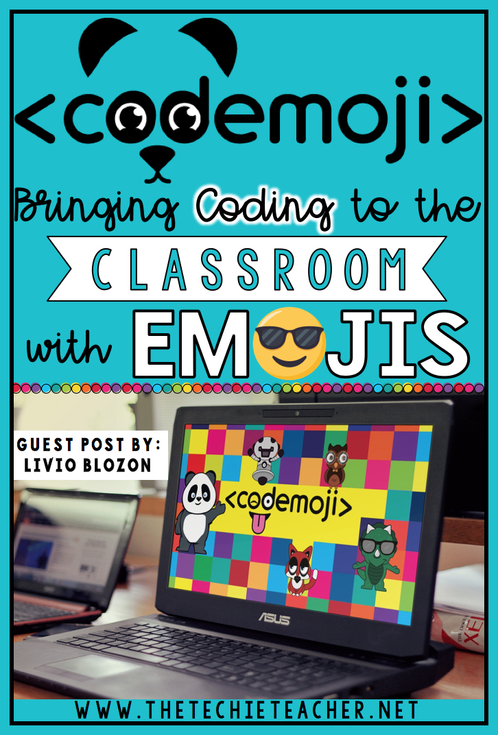 Bring Coding to the Classroom with Emojis using Codemoji. This web tool can be used on a Chrome browser and will introduce students to HTML, CSS abd Javascript with the help of emojis!