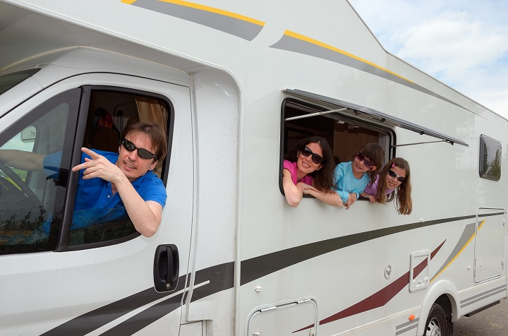 Full Off Road Caravans - Perfect for Your Family Vacations