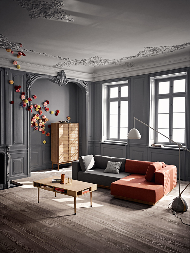 The Collected Interior Mixing Pattern Texture: The New 2016 Collection