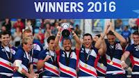 RUGBY 7 - España concluye cuarta del Grand Prix Series europeo con Gran Bretaña campeona