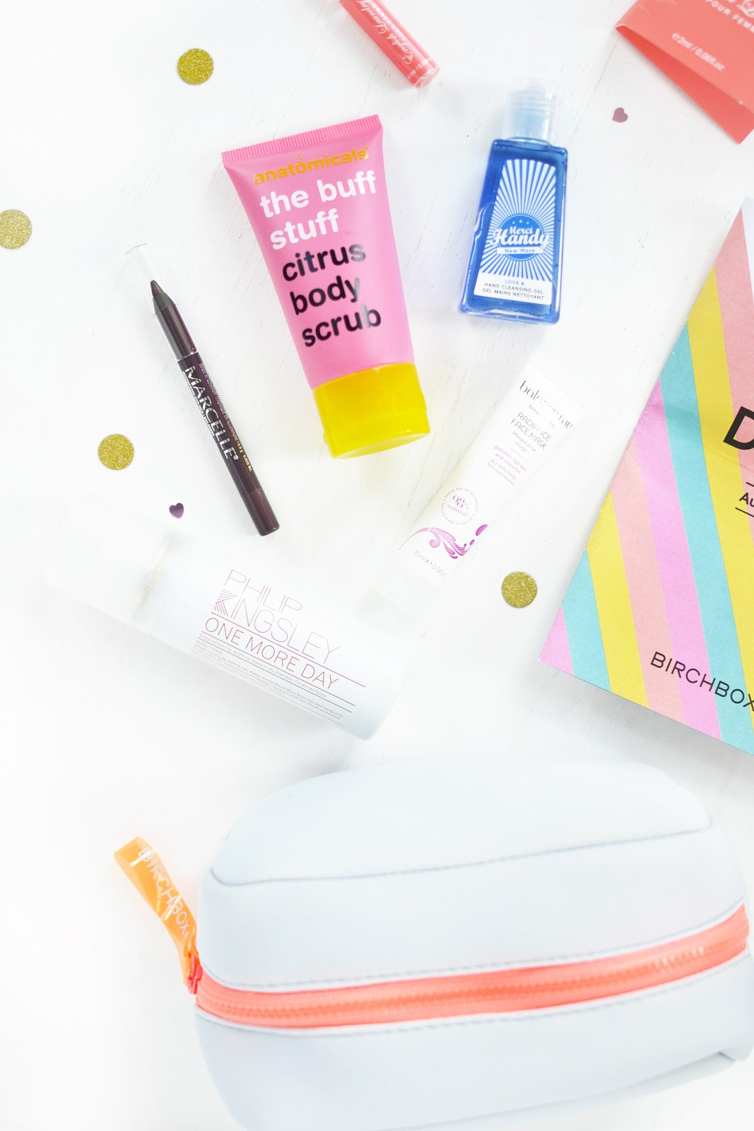 Birchbox UK August 2016