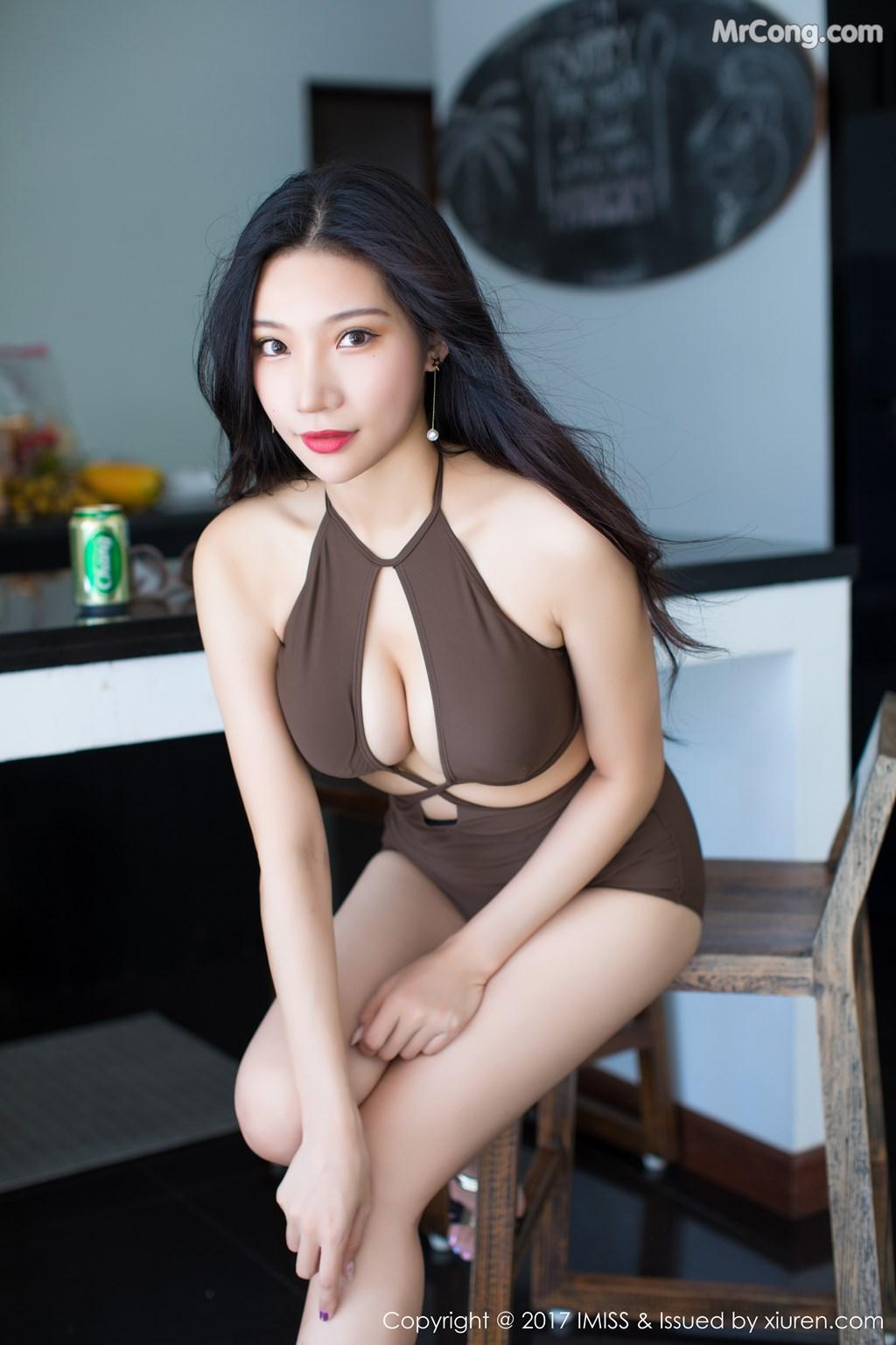 Image IMISS-Vol.202-Xiao-Hu-Li-Sica-MrCong.com-007 in post IMISS Vol.202: Người mẫu Xiao Hu Li (小狐狸Sica) (67 ảnh)
