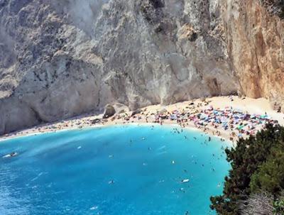 pareri plaje lefkada grecia porto katsiki