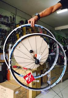 Wheel Set Sepeda Balap 700c Shimano R500