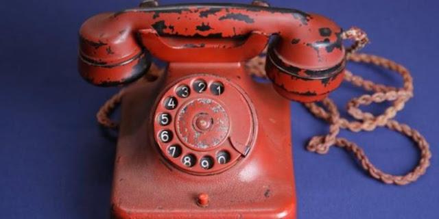 Lelang Pesawat Telepon Adolf Hitler Terjual Rp 3,3 Miliar