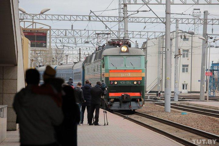 На беларуско-россиской границе украинцев высаживают из поездов