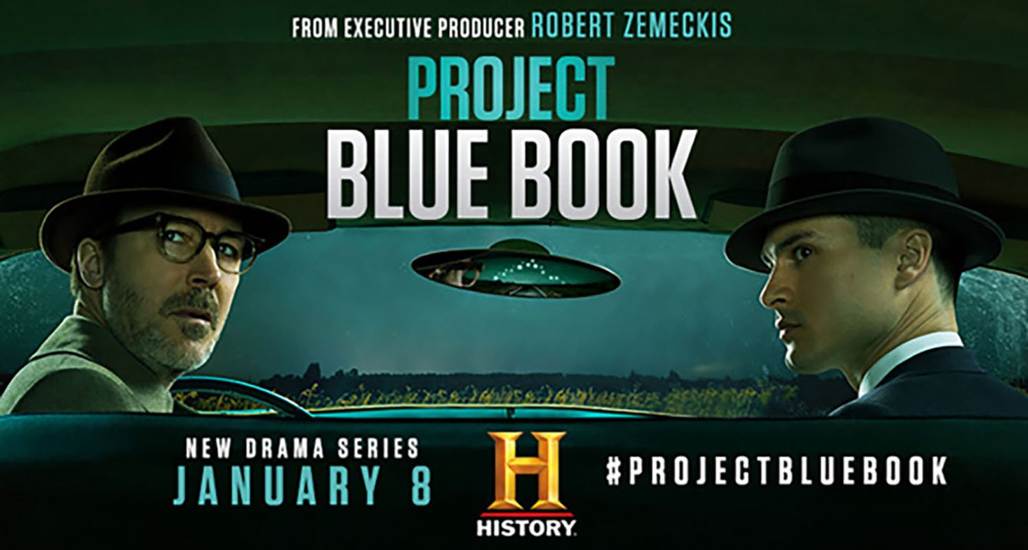Blue Book Projecto