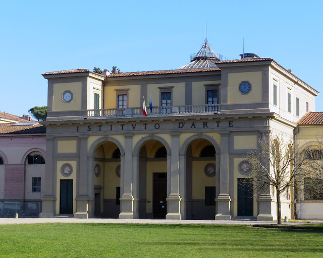 Art Institute of Florence, Piazzale di Porta Romana, Florence