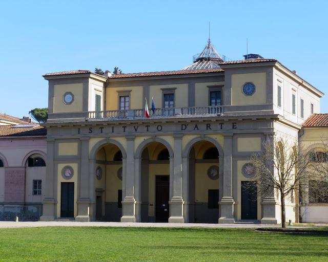 Art Institute of Florence, Piazzale di Porta Romana, Florence