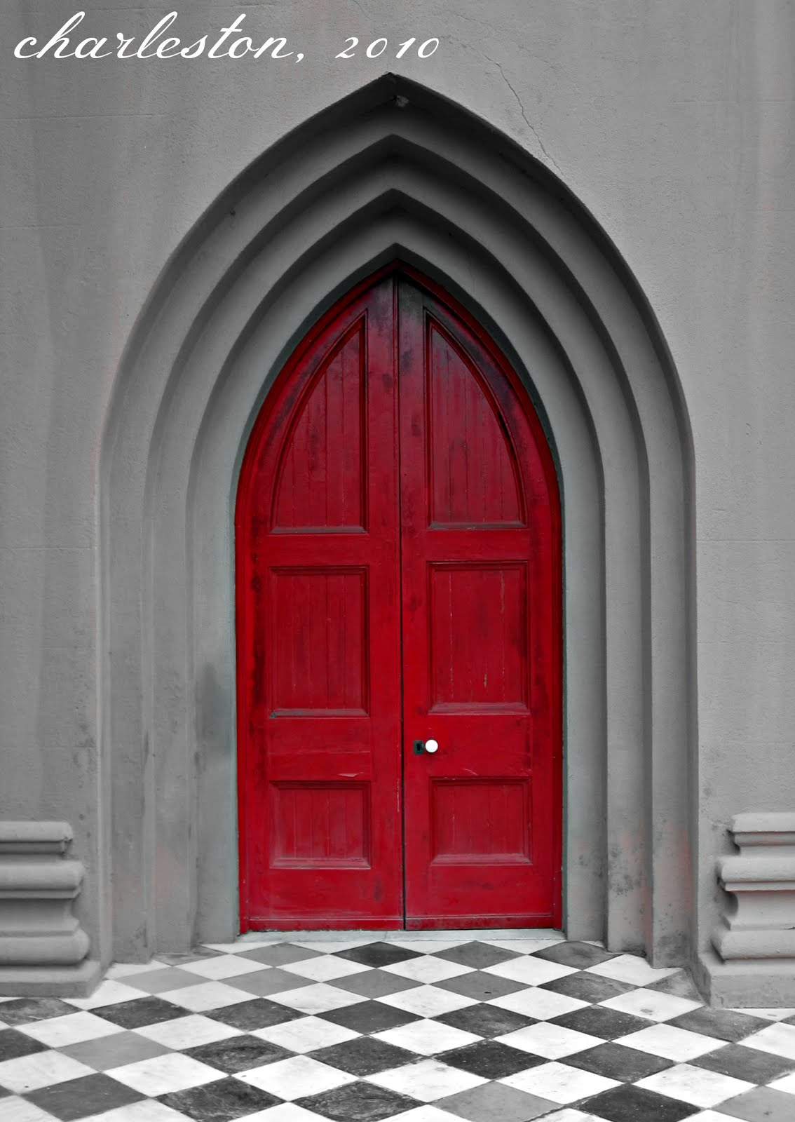 Photography Wednesday: Photographing Doorways - House by Hoff