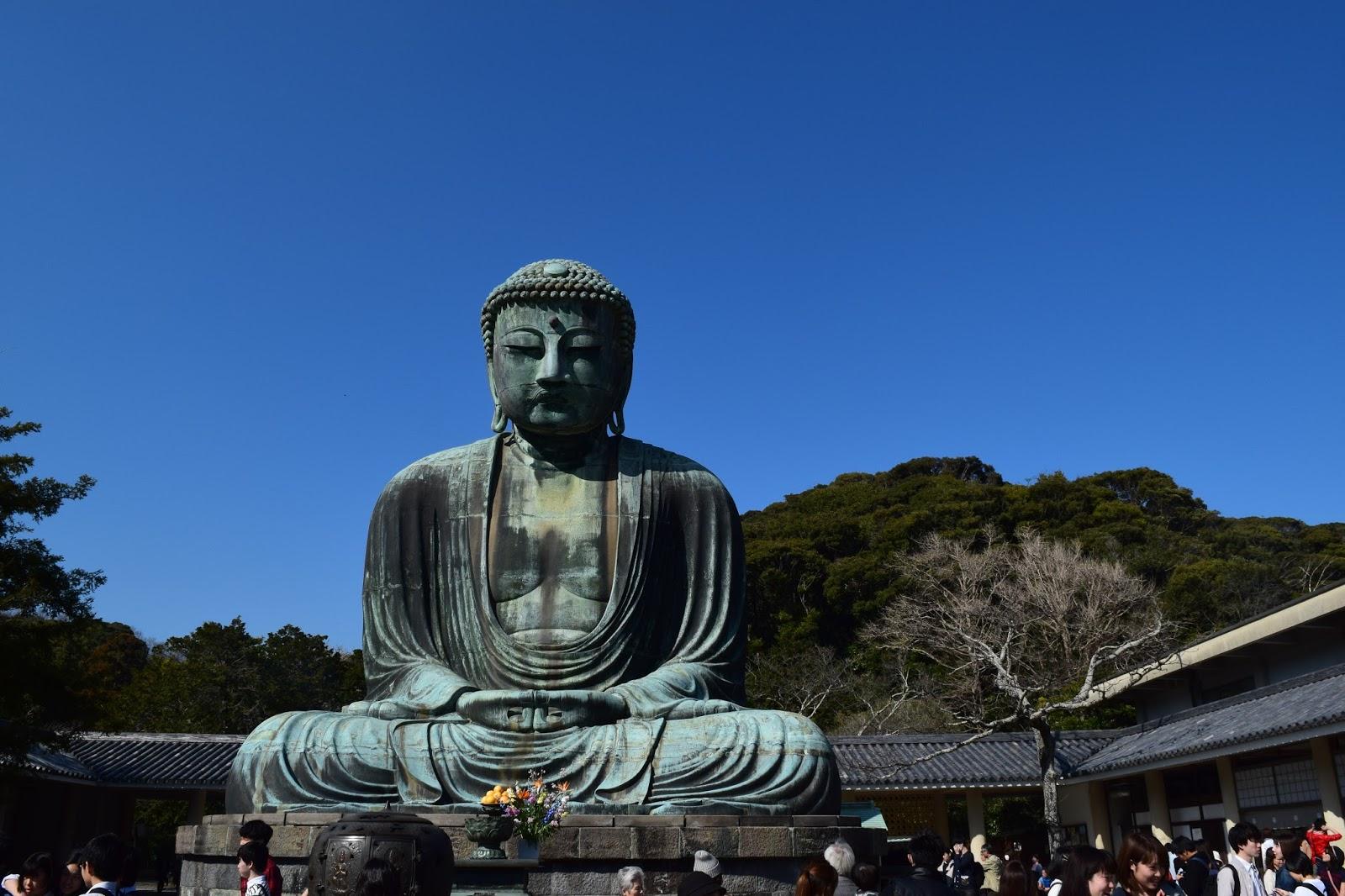 Daibutsu Kamakura Buddha