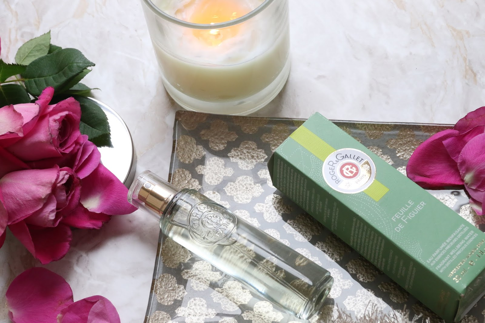 Roger & Gallet Feuille de Figuier Fragrant Wellbeing Water Review