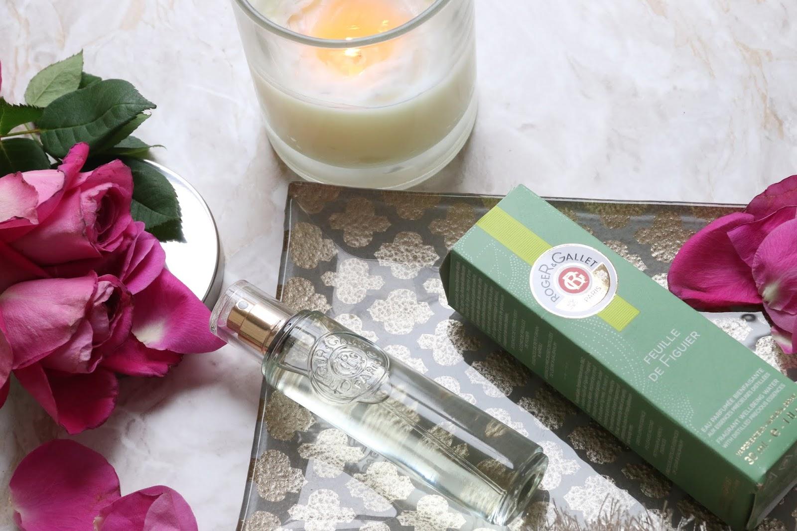 Roger & Gallet Feuille de Figuier Fragrant Wellbeing Water Review