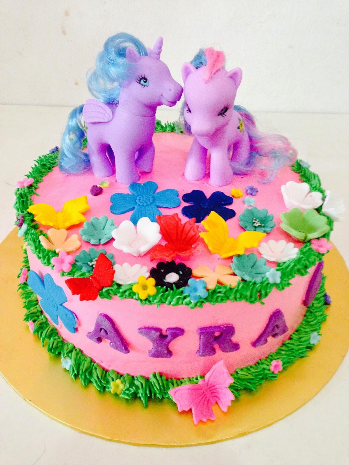 ninie cakes house my little pony cake theme