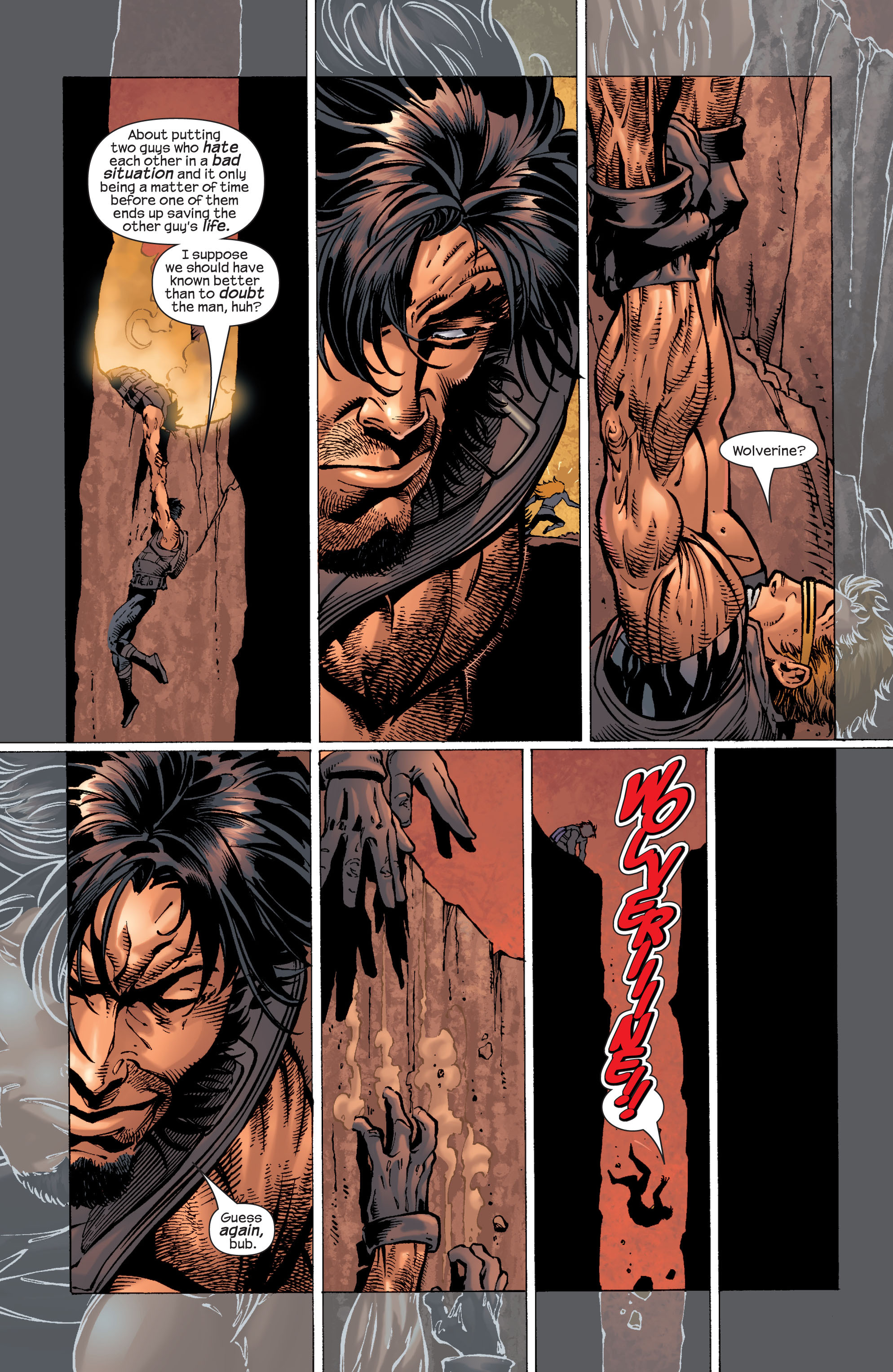 Read online Ultimate X-Men comic -  Issue #29 - 5