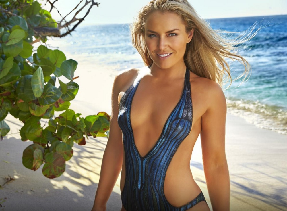 A View from the Beach: Lindsey Vonn Missed the Brass Ring