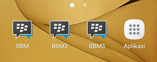 BBM Android Device