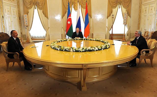 Zatulin: Cualquier ataque a Armenia será considerará como una amenaza a Rusia