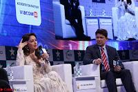 Madhuri Dixit Nene in designer Anarkali Dress at FICCI Awards 2017 051.JPG