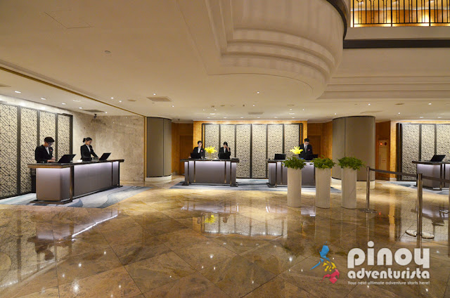 Grand Hyatt Taipei Hotel Review