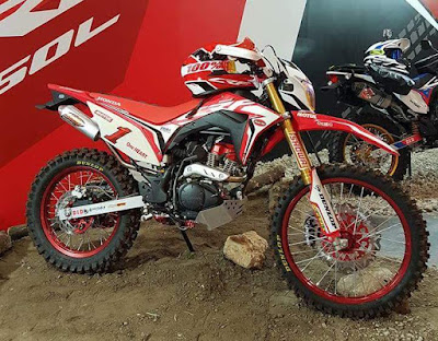 Launching CRF150L Indonesia