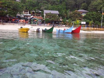 Keindahan Laut Sabang Aceh
