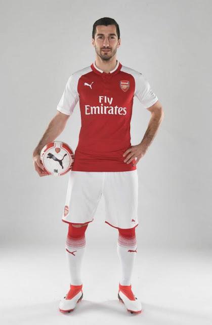 Chuyển nhượng 23/1: Arsenal công bố có Mkhitaryan 1